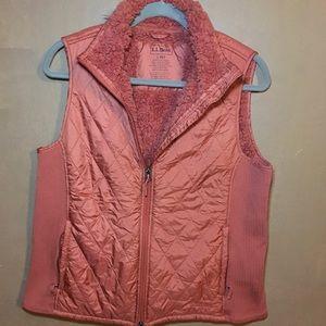 L.L Bean women's vest size LP